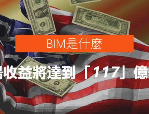 BIM是什麼?全球BIM市場收益達到[佰億]美元!您有可能不懂嗎?
